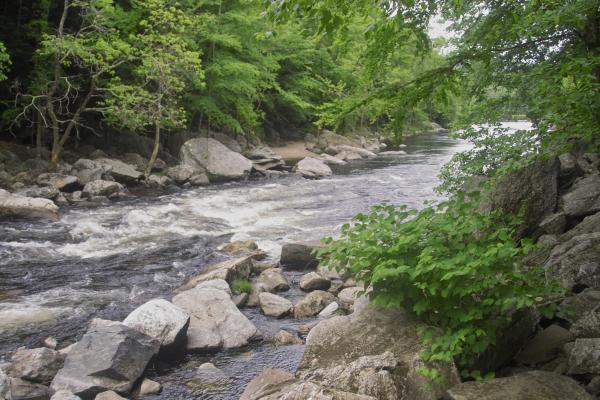 F6 - Satans Kingdom Area to Collinsville Upper Dam
